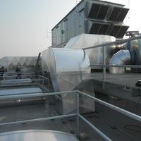 Wärmedämmung - Luftleitung eckig